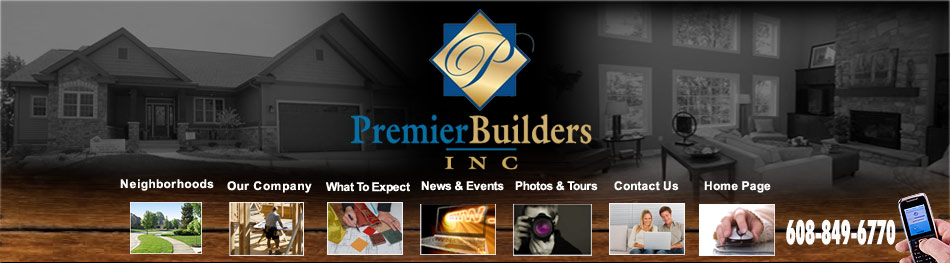 Premier Builders Is Pleased To Offer Lot And Home Packages In Many The Area S Most Inviting New Neighborhoods These Wonderful Communities Include